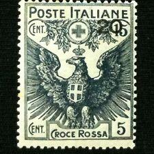 Italy  SC #B4  Mint NH  1916