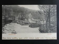 Derbyshire ASHWOOD DALE near Buxton c1902 UB Postcard by Stengel & Co. 16114
