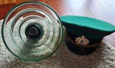 Antique Vintage High Voltage Insulator Large Mushroom Ceramic Porcelain 1977