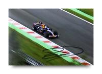 David Coulthard Signed 6x4 Photo Formula 1 Racing Autograph Memorabilia + COA