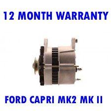 FORD CAPRI MK2 MK II 1.3 1.6 1974 1975 1976 1977 REMANUFACTURED ALTERNATOR