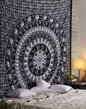 Handmade Indian Mandala Wall Hanging Tapestry Hippie Room Decorative Throw