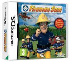 Fireman Sam Nintendo DS Game COMPLETE FREE UK POSTAGE