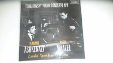 Tchaikovsky Ashkenazy Maazel WBG 1 Stereo SXL 6058 Decca LP