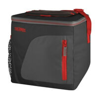 100% Genuine! THERMOS Radiance 24 Can Cooler Black with Red Trim!