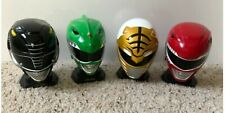 Bandai Mighty Morphin Power Rangers Legacy Collection 4 Mini Helmets