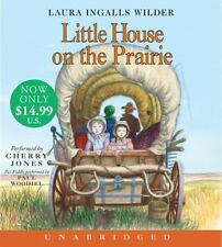 Little House: Little House on the Prairie 3 by Laura Ingalls Wilder (2008, CD, U