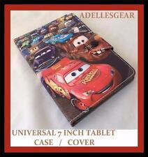 UNIVERSAL 7 INCH ANDROID TABLET CASE SAMSUNG , PENDO, LENOVO LIGHTENING MCQUEEN