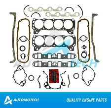 Full Gasket Set Fits Ford Mustang Sedan Bronco 4.3L 4.7L 5.0L
