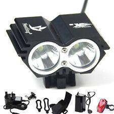 Nestling® 5000Lm Bike Lights Cree X2 LED Mount Bicycle Lights Headlight Flash...