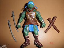 Tmnt blue Leonardo figure Teenage Mutant Ninja Turtles movie toy Leo knoxville