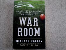 War Room by Michael Holley Patroit Reign Signed First Edition First Printing HC