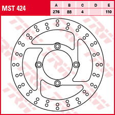 disque frein avant  TRW LUCAS MST 424  HONDA   XLV 125 VARADERO