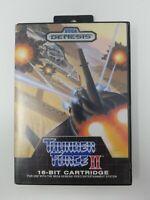 Thunder Force II 2 | Complete, Authentic | - Sega Genesis