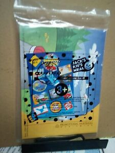 JACK IN THE BOX Travel Game 2007 sealed new