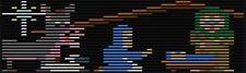 Light-o-Rama 24x50 Pixel Matrix for the song: Silent Night Boyz II Men