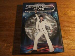 Saturday Night Fever (DVD, 2007, Special Collectors Edition) John Travolta!