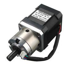 Gear Nema 17 Step Motor Extruder Stepper Ratio 5:1 Planetary Gearbox High Torque