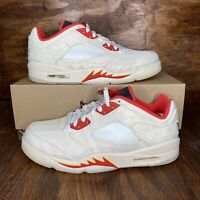Air Jordan Retro 5 Low Cny Size 8.5 Ds Og All Chinese New Year Jordan 5 New