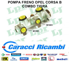 POMPA FRENO OPEL CORSA B COMBO TIGRA 1.4 1.2 1.0 1.7D 1.5D TD O.E. 558009