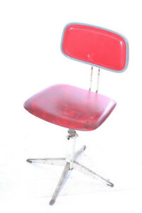 Beautiful Age Office Chair Art Deco Swivel Loft Design Workshop