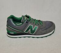 New Balance 574 ML574SJG Size 8.5 US Men's Shoes - Green/Gray