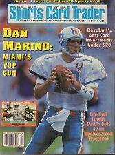 Sports Card Trader Magazine October 1991 Dan Marino 082617nonjhe