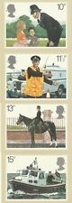 26 SEPTEMBER 1979 POLICE SET OF ALL 4 PHQ CARDS No 39 MINT / UNUSED