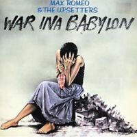 Max Romeo & The Upsetters : War Ina Babylon CD (2010) FREE Shipping, Save £s