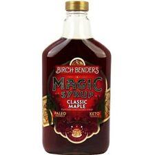 Birch Benders Monk Fruit Sweetened Pancake Syrup Classic Maple