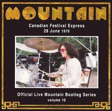 Canadian Express 1970 by Mountain (CD, Mar-2011, Trademark Of Quality)