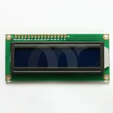 1602 Serial LCD Module Display With Blue Backlight HD44780 Controller Character