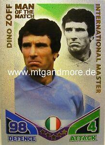 Match Attax World Stars Legends - Dino Zoff