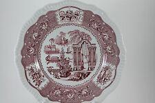 "Spode Archive Coll Regency Series Oriental Pagoda Plate Platter England 11"""