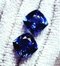 Natural Tanzanite Pair Loose Gemstone 8 to 10 Cts Certified ~~~~PR51