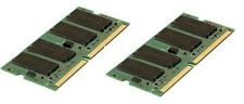 2x 512mb SDRAM 1gb pc133 SODIMM IBM FRU 19k4656 19k4657