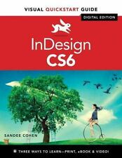 InDesign CS6: Visual QuickStart Guide-ExLibrary