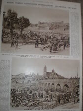 Photo article Spain the Salamanca of Muirhead Bone 1936 ref AZ