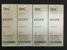 RoC Keops Deodorant stick 40ml Pack 4 TOTAL160 ml  FREE SHIPPING