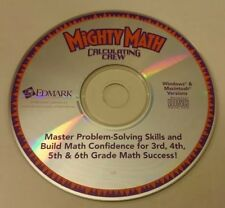 Mighty Math Calculating Crew Pc,Mac.Master problem solving skills & build confid