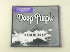 DEEP PURPLE - A FIRE IN THE SKY - 3 CD DIGIPACK 2017 - NUOVO/NEW