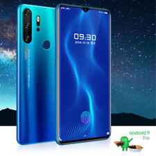 6.3 Android 9.1 SmartPhone 4G LTE Unlocked + WaterDrop Screen Fingerprint Access
