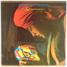 ELECTRIC LIGHT ORCHESTRA: Discovery USA JET Space Rock Prog LP ELO