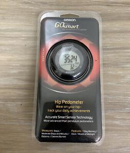 Omron Go Smart Digital Hip Pedometer HJ-151 - Steps/Distance/Minutes/Calories