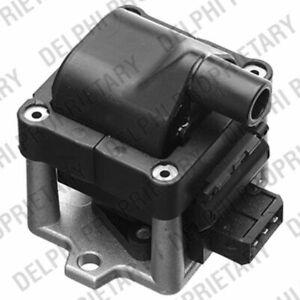 Ignition Coil for SEAT IBIZA 2.0 2E ABF 6K Petrol Delphi