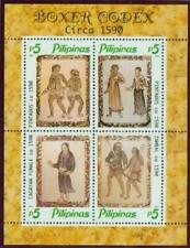 Philippines  #2738a  Opt (ngo#2860-61)  SHEETS (2) - **NH** 20,000 issued