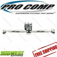 222586 Pro Comp Dual Steering Stabilizer Kit Fits 2007-2016 Jeep Wrangler JK