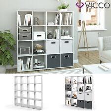 Vicco Karree 140x140cm Raumteiler - Weiß (1-UT7-21233)