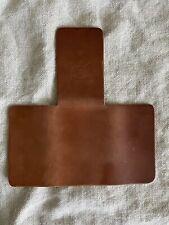 "Leffot ""L"" Fold Wallet in Horween Shell Cordovan"