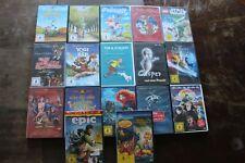 DVD Sammlung Kinder Filme 18 Stück bunte Mischung